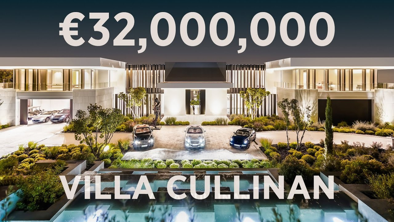 The Most Expensive Villa In Spain Goes On The Market For A Cool €32 MILLION