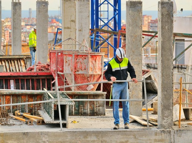 Boost In Construction Jobs