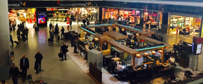 Busiest Year Ever For Malaga Airport