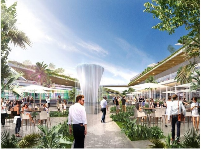 Citygrove and Burlington to Invest €100 Million in Marbella Plaza Shopping Complex