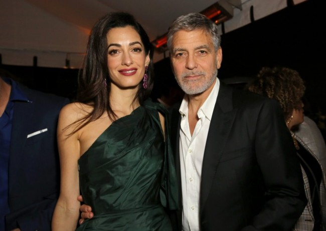 Hollywood star George Clooney in talks to buy Malaga football club - but controversial owner demands £84m
