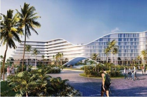 MARIA SHARAPOVA, RIO FERDINAND AND IAN WOOSNAM are all lining up to back an exciting €750 million sports and residential project on the Costa del Sol.