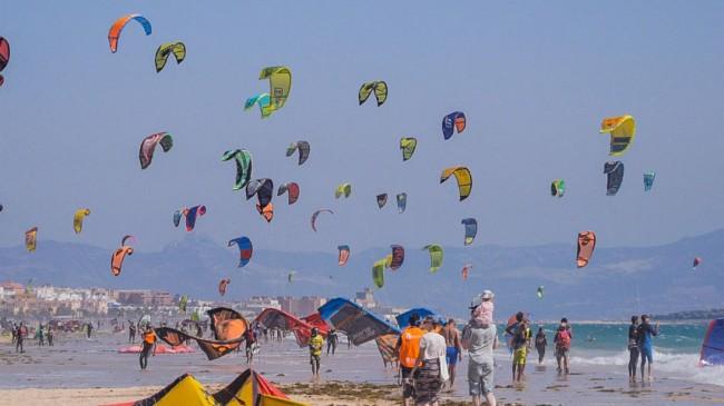 NEW 300-metre kitesurfing zone in Marbella to rival that of Tarifa