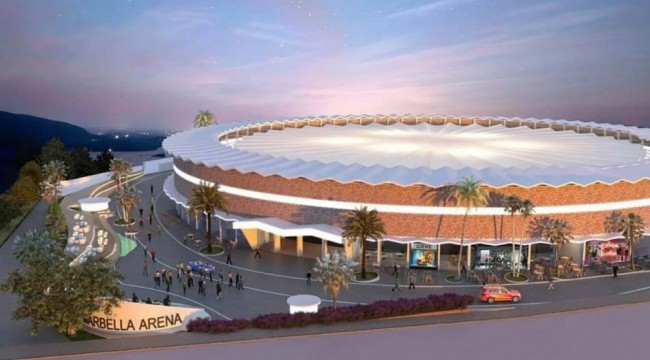 30 MILLION TO REOPEN THE PUERTO BANUS BULLRING