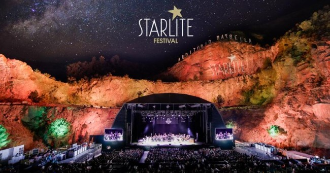 Simple Minds, Tom Jones, Lionel Richie and Il Divo booked at this year's Marbella Starlite Festival