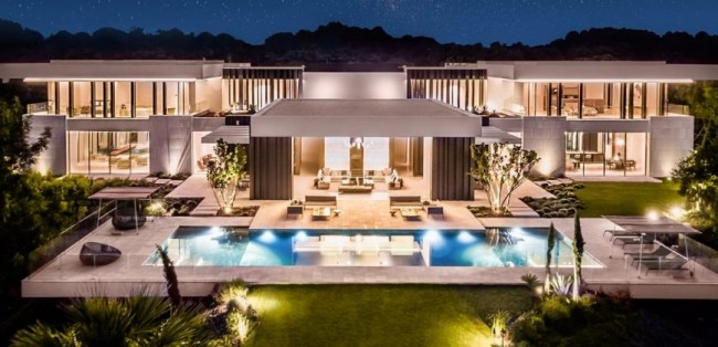 SPAIN'S MOST LUXURIOUS MODERN MANSION GOES ON SALE IN MARBELLA