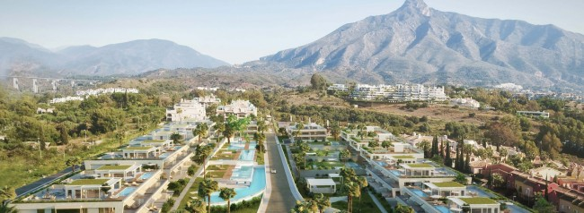 The Luxurious New Development EPIC MARBELLA Obtains It's Building Licence For Phase 2