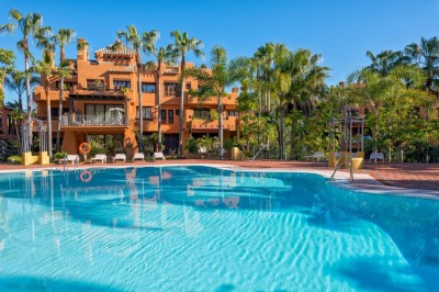 3 Bedroom Ground Floor Apartment in Puerto Banús