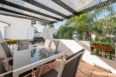2 Bedroom Penthouse in Nueva Andalucía