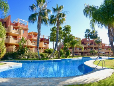 2 Bedroom Ground Floor Apartment in Reserva de Marbella